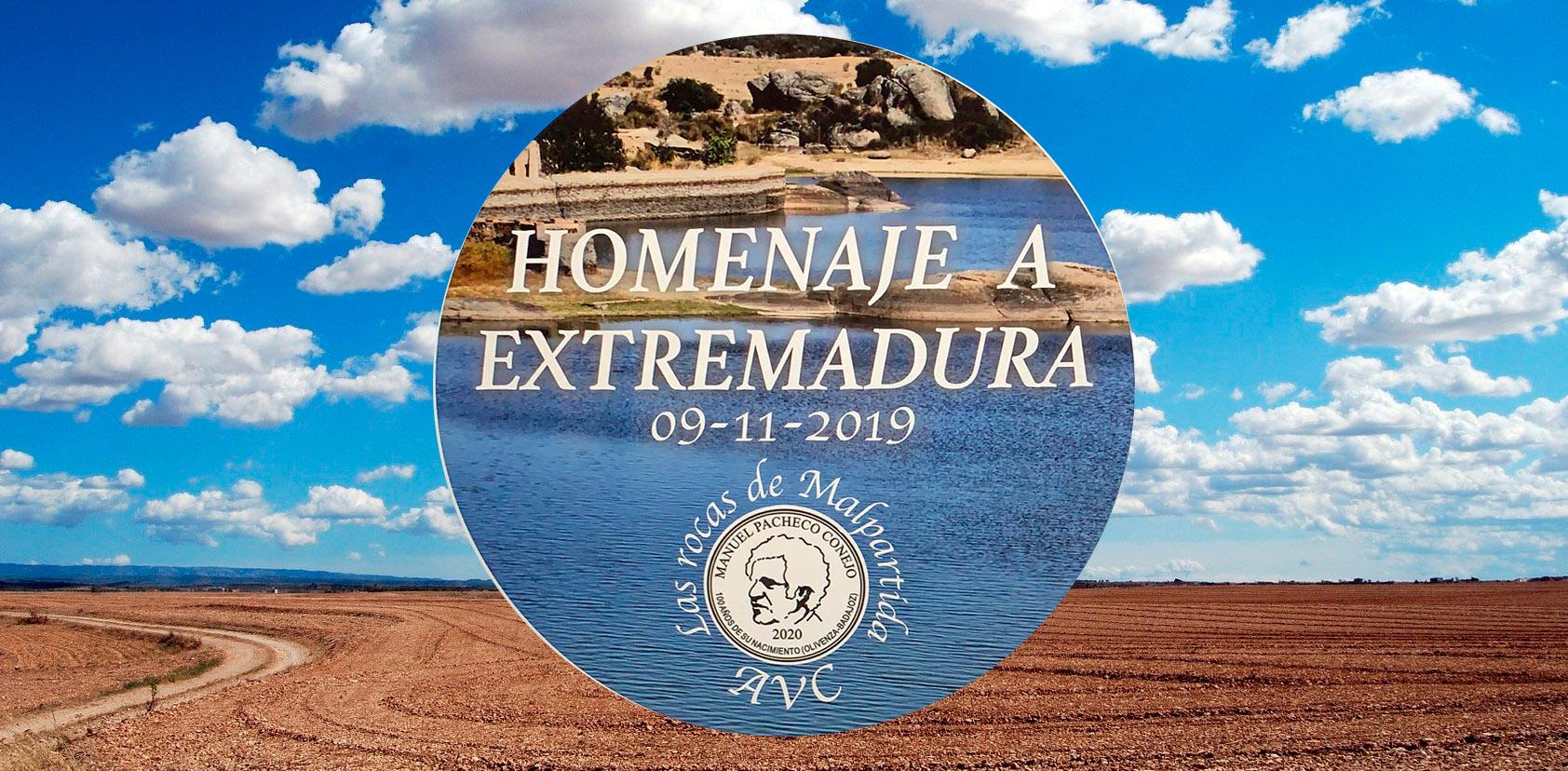 Homenaje a Extremadura 2019
